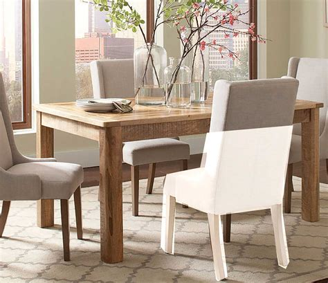 Coaster Rectangular Dining Table Coaster Solomon Rectangular Dining Table Mango 106691 At Homelement