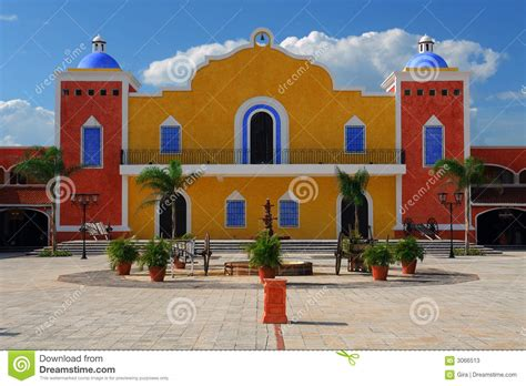 mexican houses mexican house stock photos image 3066513