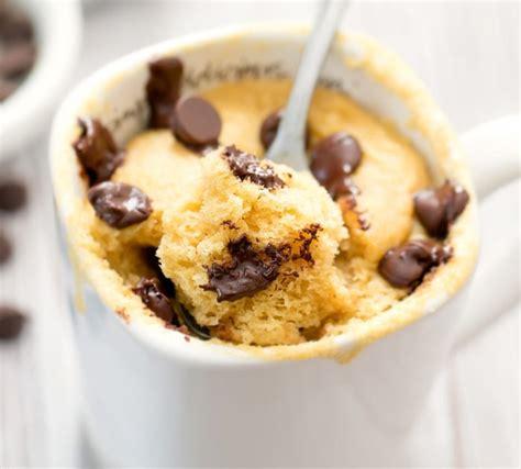 Chocolate Chips Sink To Bottom Of Cake by Keto Chocolate Chip Mug Cake Kirbie S Cravings