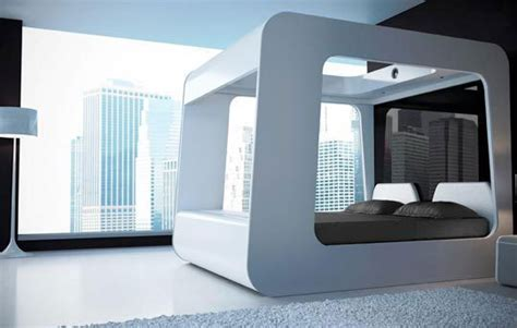 futuristic bed concept beds hot air