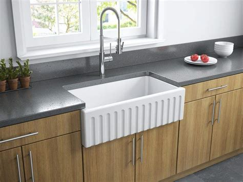 fireclay farmhouse sink reviews fireclay kitchen sink reviews