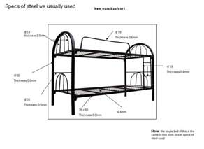 parts of bed durable metal bed frame parts buy metal bed frame parts