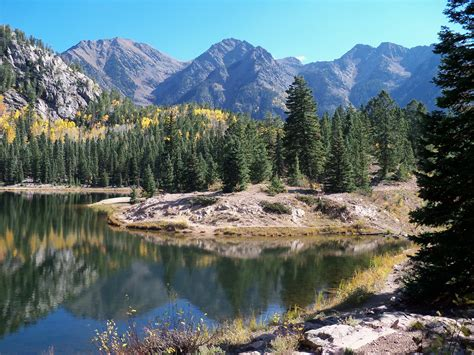 trail finding my way home in the colorado rockies books trail and park reviews an easy family hike to spud lake