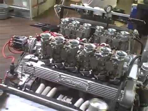 Lamborghini Engine Rebuild Lamborghini Miura Engine Rebuild Run The Creative