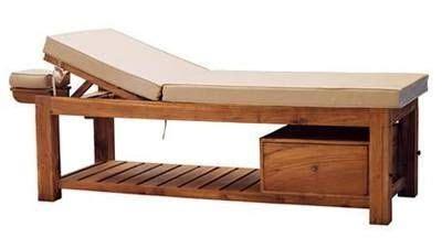 table de ayurvedique en bois table de