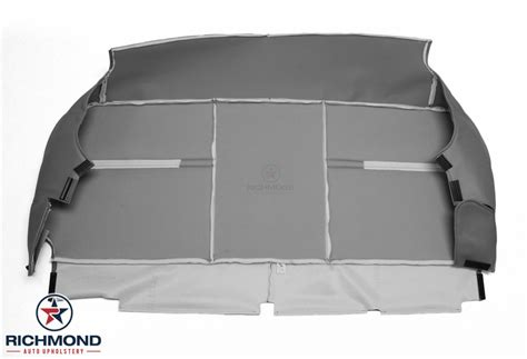 ford f250 bench seat replacement 2003 2007 ford f 250 xl vinyl bottom bench seat cover