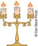 kerzenleuchter illustrationen und stock kunst 1 963 - Kerzenhalter Clip
