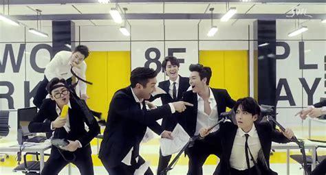 super junior swing kpop super junior m 슈퍼 주니어 m releases korean version