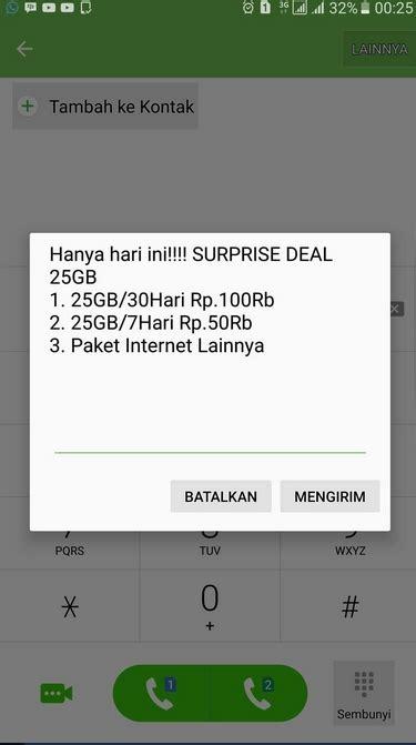 kode paket anonytun untuk paket youtmax kode paket murah kuota internet 25gb rp 50 ribu dari