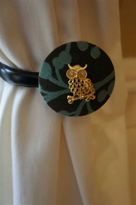 owl curtain tie backs 1000 images about upscale downhome brand curtain tie