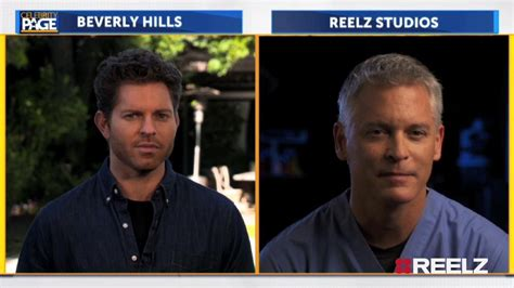 reelzchannel celebrity page dr hunter talks with jaymes vaughan on celebrity page
