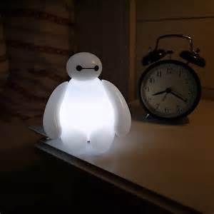 Decoration Item For Home infothink big hero 6 baymax usb led lamp