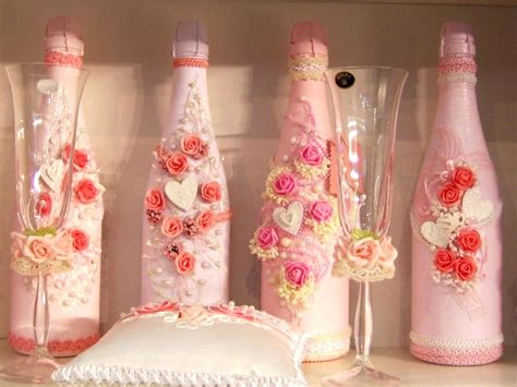 Decorative Nuts Champagne Bottle Decorations For Weddings Many Weddings