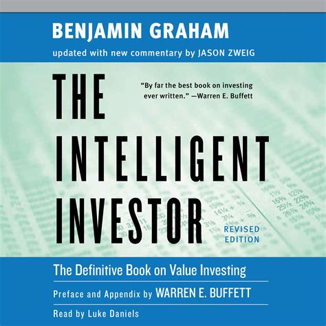 The Intelligent Investor Benjamin Graham the intelligent investor rev ed audiobook listen instantly