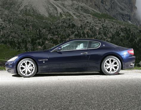 2007 Maserati Granturismo by 2007 Maserati Granturismo Photo Gallery Autoblog