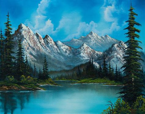 real bob ross painting for sale 17 best images about that i on