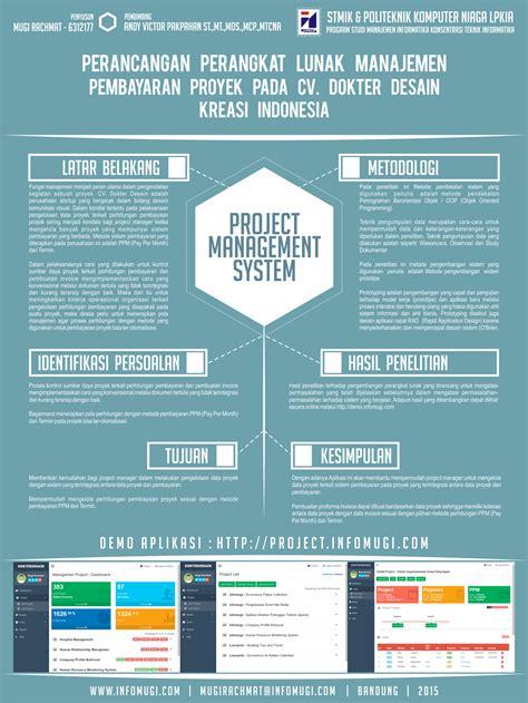 contoh skripsi desain komunikasi visual contoh desain poster skripsi kus