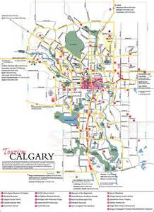 map of canada calgary large calgary maps for free and print high