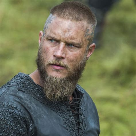 ragnar shaved head ragnar lothbrok hairstyle