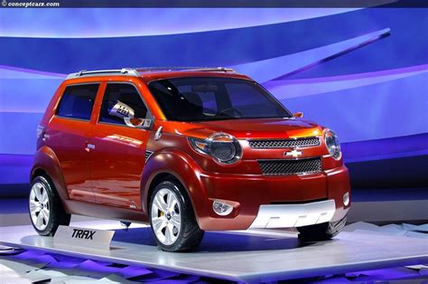 chevrolet trax concept images photo chevytraxdv