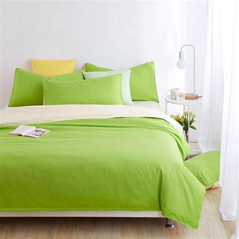 Apple Green Quilt by Get Cheap Apple Green Bedding Sets Aliexpress