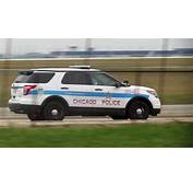 BRAND NEW Chicago Police 2013 Ford Explorer SUV