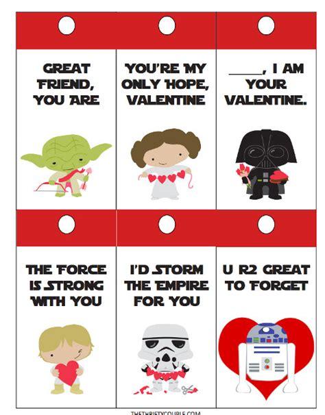 printable star wars valentines cards free star wars printable valentines cards idea with diy