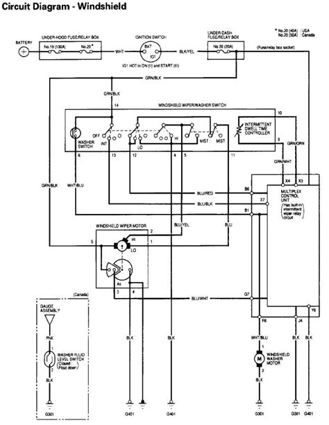 wiring diagram honda mobilio k grayengineeringeducation