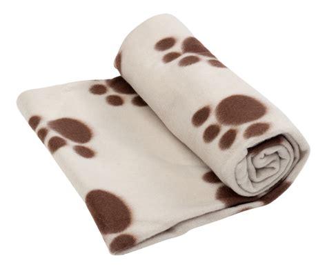 paw print comforter petface soft fleece comforter dog cat blanket beige brown