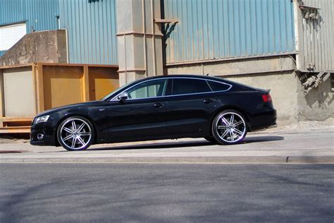 Audi S5 Sportback Tuning by Audi S5 Sportback Grand Prix With 375hp By Senner Tuning
