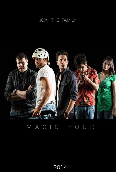 film magic hour di tv la locandina di magic hour 372951 movieplayer it