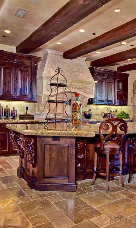 tuscan kitchens ideas  pinterest tuscany