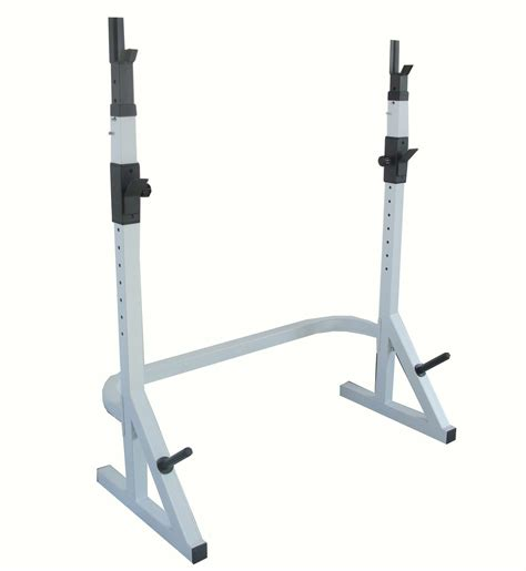 Squat Rack With Spotters by Fitness 7ft Leg Squat Stand Barbell Weight Spotters
