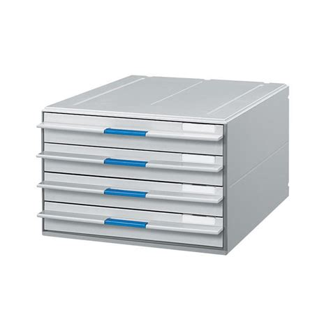 Letter Tray With Drawer letter unifeel 4 drawers kokuyo