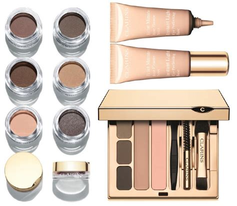 Clarins Makeup 2014 clarins ladylike fall 2014 collection swatches