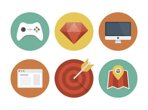 flat design icon download beautiful exles of flat icons design designmodo