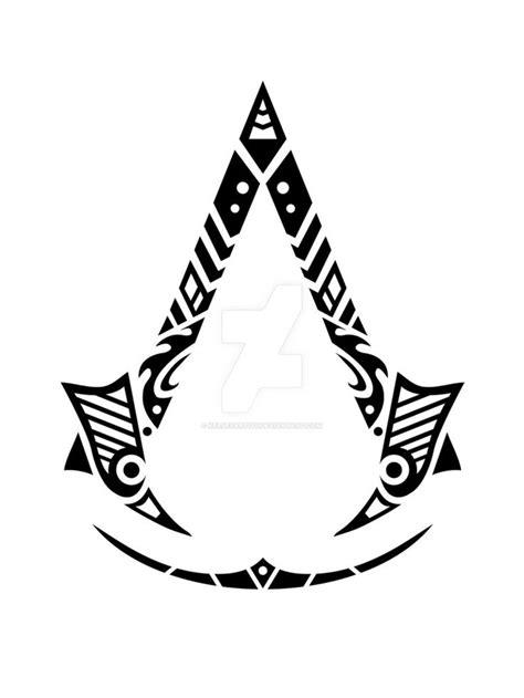 assassin logo tattoo top 25 best assassins creed tattoo ideas on pinterest