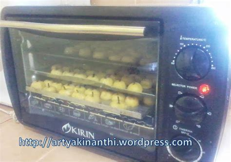 Oven Gas Untuk Kue membuat kue nastar dengan oven listrik my new world