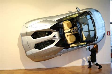 Lamborghini Aventador Wall
