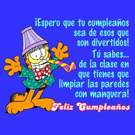 imagenes cumpleaños garfield preciosas imagenes de garfield de feliz cumplea 241 os