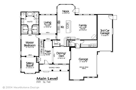 Hearthstone Home Plans by Hearthstone Floor Plan For The Home