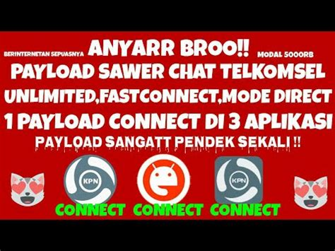 cara menggunakan psiphon sawer chat new cara membuat payload telkomsel sawer chat unlimited