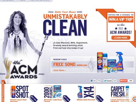 Academy Awards Sweepstakes - the wd 40 company win a vip trip to the 2013 academy of country music awards sweepstakes
