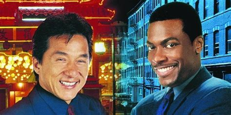 jackie chan rush hour 1 rush hour 4 may finally happen on one condition