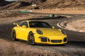 Porsche Gy3 2015 Porsche 911 Gt3 Test Motor Trend