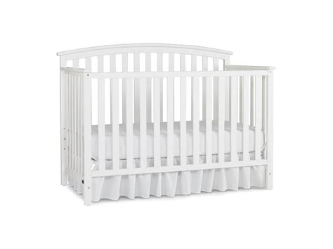 Graco Graco Freeport Convertible Crib White Baby Graco Convertible Crib Parts