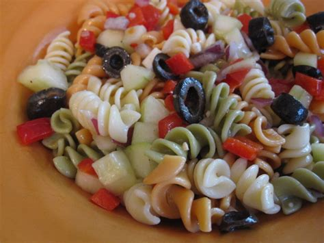 easy pasta salads cathie filian tasty tuesday easy pasta salad