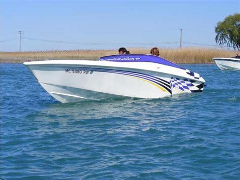 sunsation boats michigan 1998 sunsation aggressor powerboat for sale in michigan