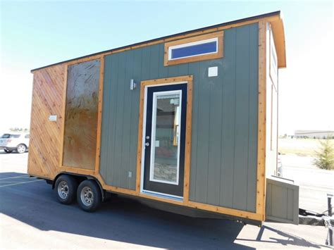 20ft pioneer tiny house on wheels for sale