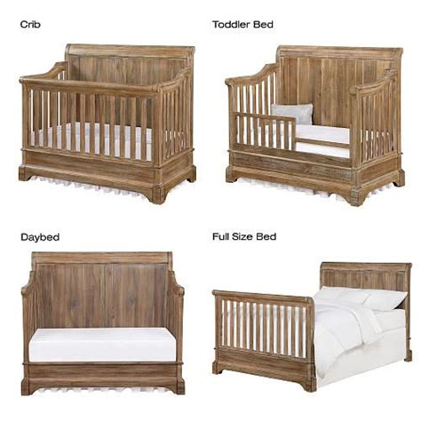 Crib To Bed Furniture Best 25 Baby Beds Ideas On Baby Cing Gear Infant Bed And Baby Supplies